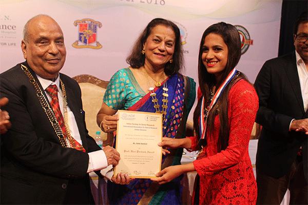 ISDR Conference 2018 Mumbai